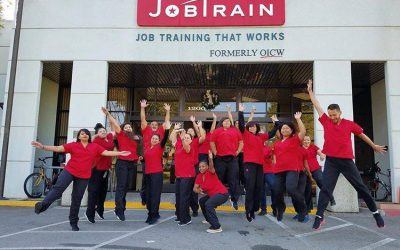 JobTrain Open House