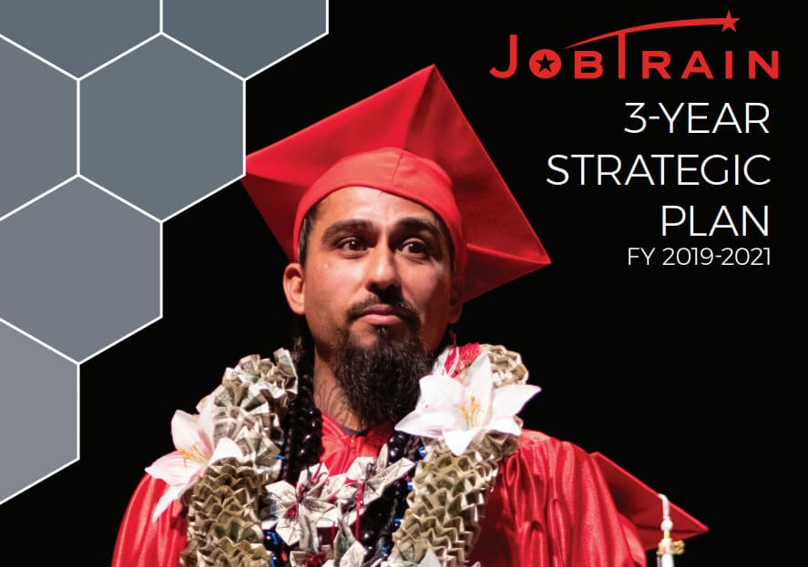 JOBTRAIN 3-Year Strategic Plan 2019 – 2021