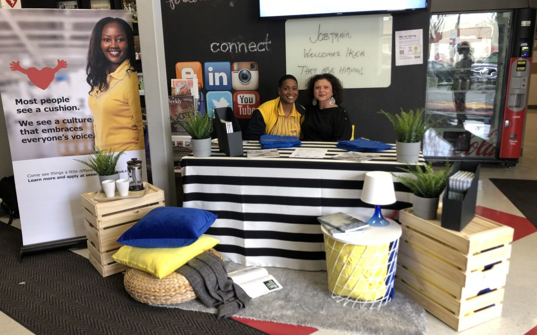 Building great community with employers like IKEA