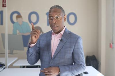 Art Taylor - JobTrain's Chief Strategy Officer
